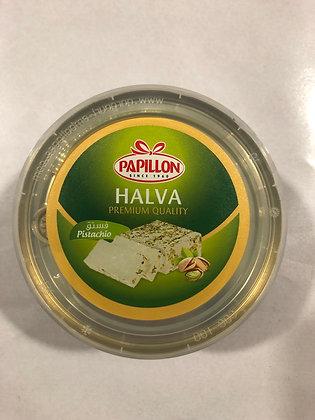 Halva papillon pistache - casher le pessah