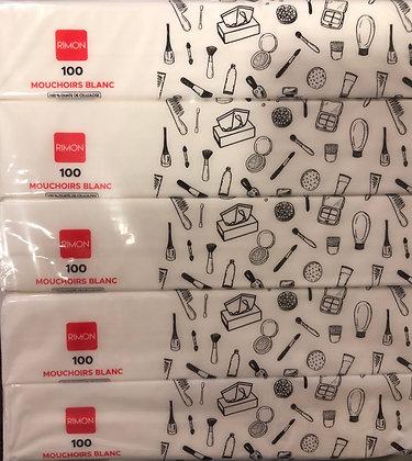 500 Mouchoirs 5*100