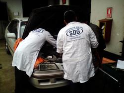 Inspección Vehicular