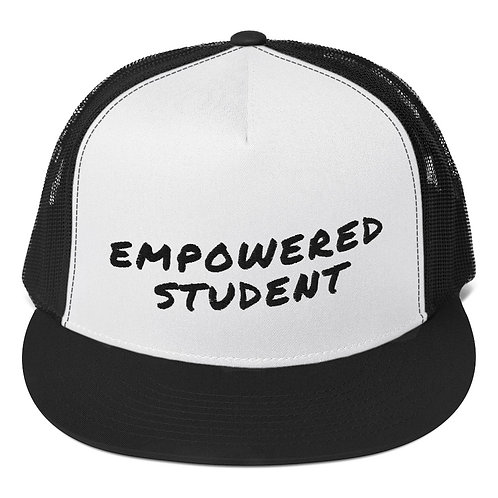 Empowered Student Trucker Cap