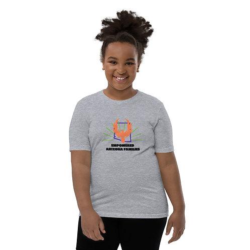 EAF Logo Youth Short Sleeve T-Shirt