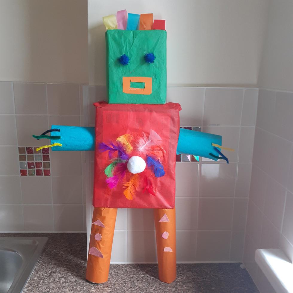 Clive's robot