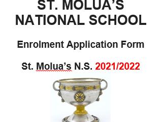 Enrolment 2021/2022