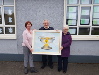 See the Ardagh Chalice in Ardagh N.S.