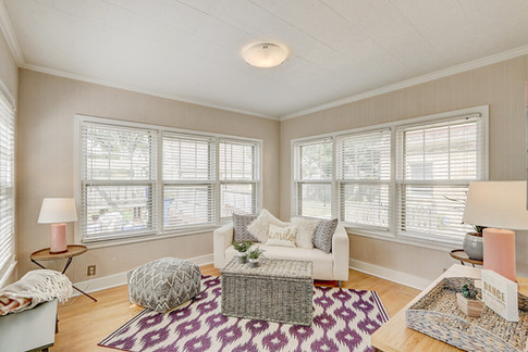 Whitefish Bay Sitting Room Stage & Style MKE