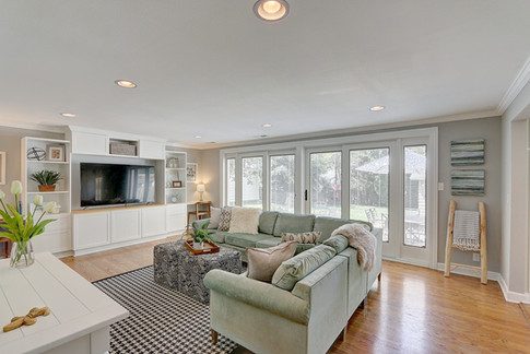 Fox Point Living Room Stage & Style MKE