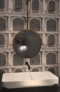 Forcela bistrot specchio lavabo2 bagno 2