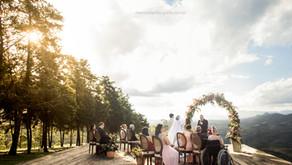 Como se casar ao pôr do sol