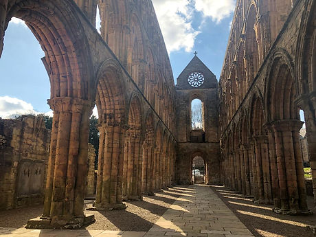 Scottish Borders Abbey tour