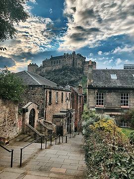 Edinburgh guided tour