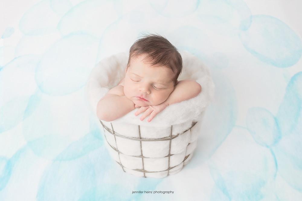 newborn embryo portrait