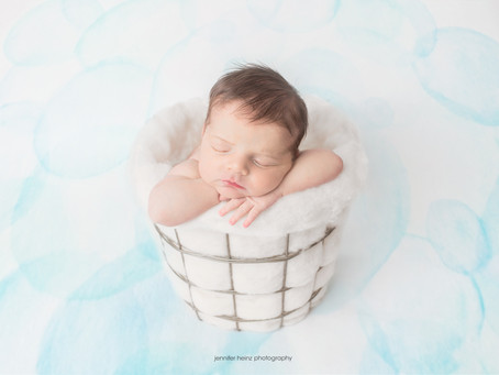 Miracle Baby {West Chester, Pa}