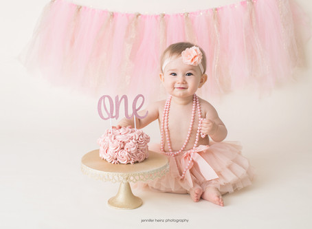 First Birthday Princess {Downingtown, Pa}