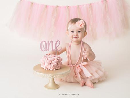 First Birthday Princess {Downingtown, Pa}
