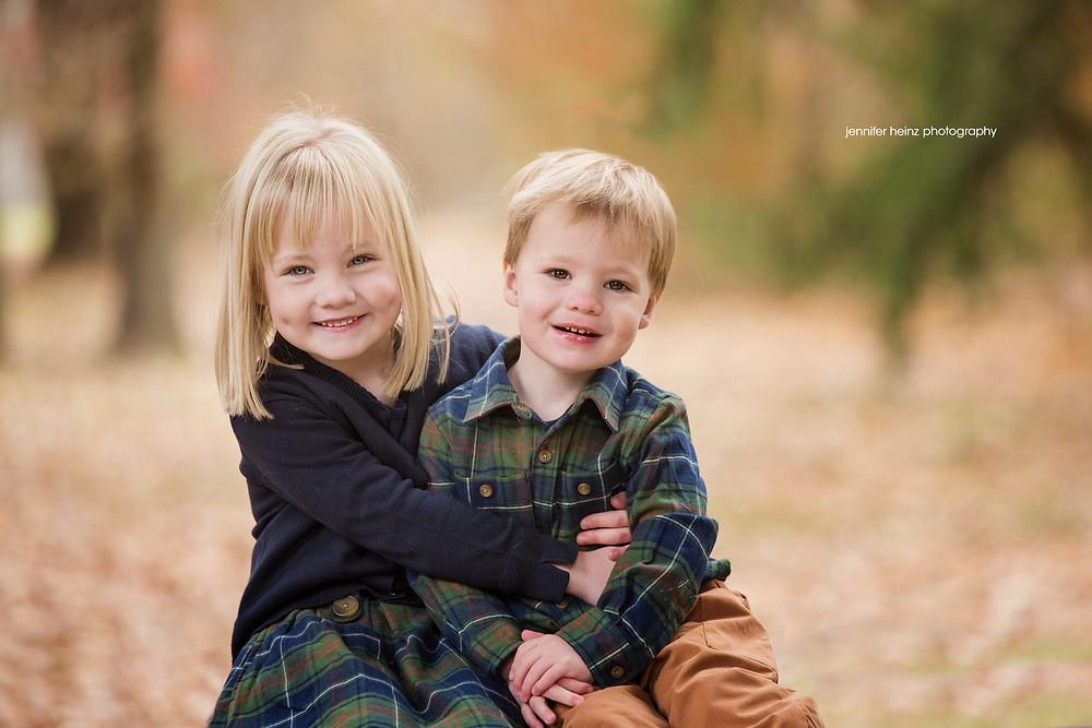 Bucks County Family Photographer