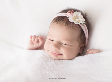 Sweetest, little Rose {Chester County, Pa}