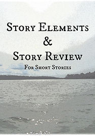 Story Elements and Story Review - Cover