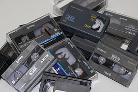 Hi8 Tapes, Video8, JVC