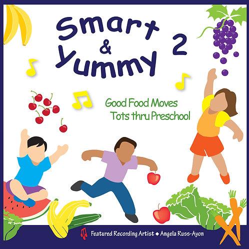 Smart & Yummy 2 - Music CD