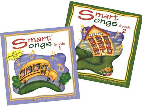 Smart Songs Series - 2CD COMBO (30%)