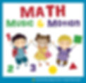 AbridgeClub.com | Math Music & Motion CD | Movement | Preschool | Kindergarten | Early Childhood | STEM