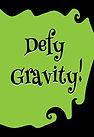 Defy Gravity (Green)- Gag Book (Front an
