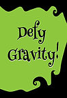 Defy Gravity (Green)- Gag Book (Front an
