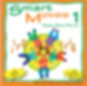 AbridgeClub.com | Smart Moves 1 CD | Music & Movement | Preschool | Early Childhood