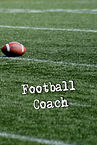 FOOTBALL Coach - Gag Book (Front and Bac