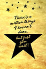 There's a Million Things - STAR (Front a