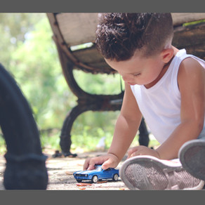 20  STEM Activities Children can do with Their Cars:  Early Childhood