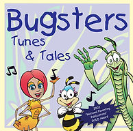 AbridgeClub.com | Bugsters Tunes & Tales CD | Music & Movement | Preschool | Early Childhood | Insects | STEM