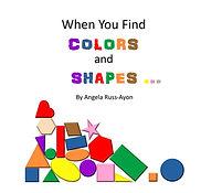 Shapes & Colors | Picture Book | Physical Activity | AbridgeClub.com