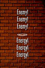 Enemy Enemy Enemy - Gag Book (Front and