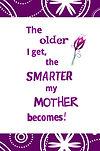 Mother Smarter (Becomes #2) - Gag Book (