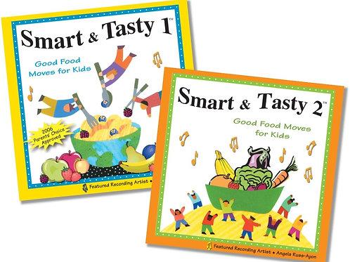 Smart & Tasty Series - 2CD COMBO (20%)