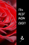 The best mom ever- Gag Book (Front and B