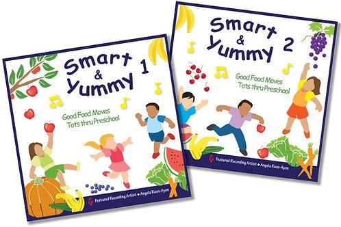 Smart & Yummy Series - 2CD COMBO (30%)