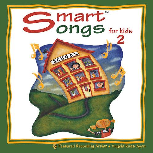 Smart Songs 2 for Kids - Music CD