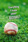 Know BASEBALL (2) - Gag Book (Front and