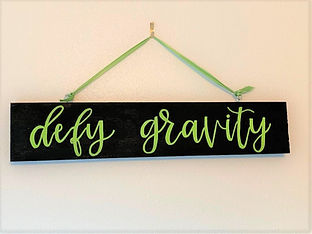 WriteRunBooks.com – Wood sign – Wicked t