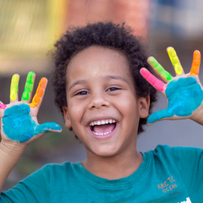 10 Open-ended Questions to Ask Young Children About Color