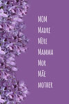 Mom Madre Mother - Gag Book (Front and B