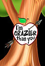 I'm Crazier Than You - Apple (Front & Ba