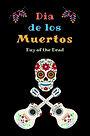 Dia de los Muertos - Coco (Front and Bac