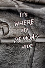 Where Demons Hide - Gag Book (Front and