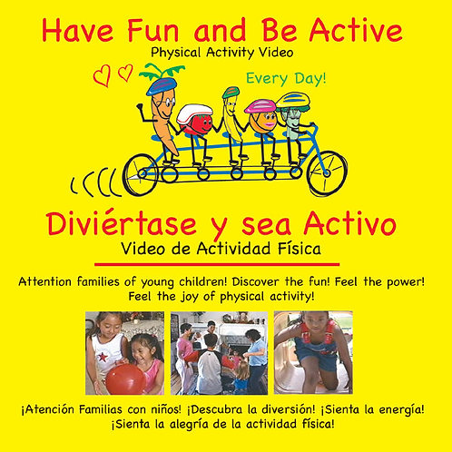 WIC - Have Fun and Be Active - DVD