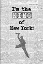 I'm the King of NY - Newsies (Front and