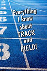 Track and Field - Gag Book (Front and Ba