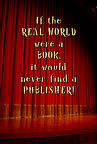 If the Real World Were a Book - Gag Book